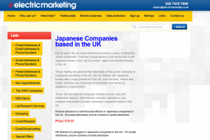 mailing-lists-japanese-companies-in-the-uk